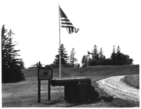 Site of Fort George (1969)
