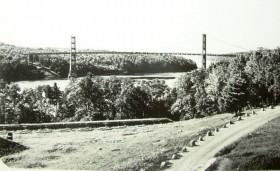 Waldo-Hancock Bridge (c. 1936)