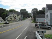 Orland Village, West on Route 175 (2010)