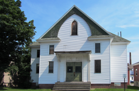 Former Quaker Meetinghouse (2013)
