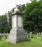 R. P. Dunlap Monument (2012)