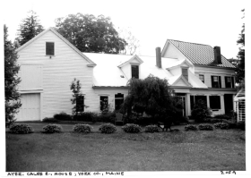 Caleb Ayer House (2002)