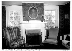 Caleb Ayer House Interior (2002)