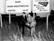 Fred Vahlsing Promoting Sugar Beets (c. 1965)