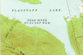 Dead River Township 1956