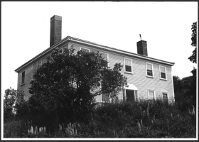Stephen Parsons House (1983)