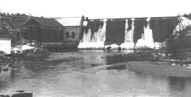 Ellsworth Powerhouse and Dam (1985)