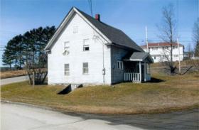 Fort Kent Jean-Baptiste Daigle House (NPS)