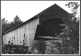 Fryeburg Hemlock Bridge (1970)