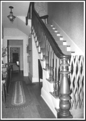 Isaac E.Dyer Estate interior (2017)