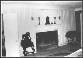 Stephen Longfellow House interior (1984)