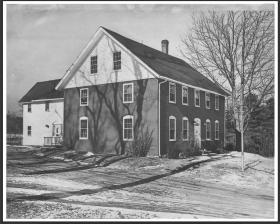 Hugh McLellan House, 140 School Street, Gorham (1972)