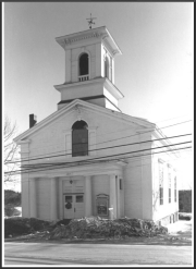 Hampden Congregational Church (1987)