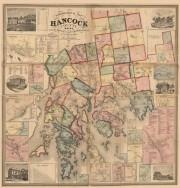 Hancock County 1860