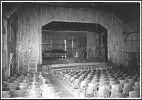 Deertrees Theatre Interior (1988)