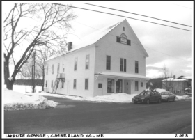 Lakeside Grange Exterior (2005)