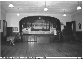 Lakeside Grange Interior (2005)