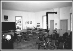Hermon School #5 Interior (1997)