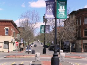 Downtown Houlton (2005)