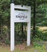 Sign: Welcome to Kingfield (2012)