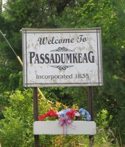 sign: Welcome to Passadumkeag (2012)