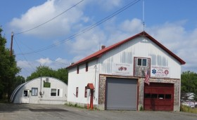 Community Center and Fire Station (2012)