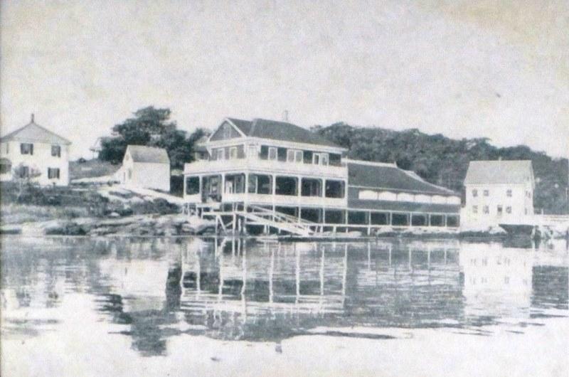 Southport Island Maine An Encyclopedia