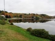 Wilson Pond near a Park (2013)