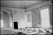 Indian River Baptist Church Interior (1987)
