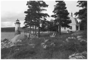 Isle au Haut Light Station (1987)