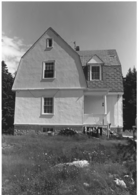 Former Keeper's House (1987)