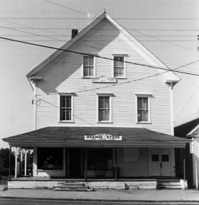 North Jay Grange Store (1974)