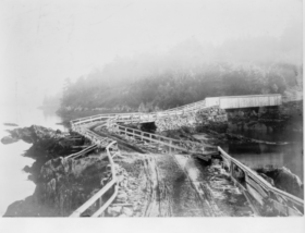 Orrs Island Bridge (c. 1902)