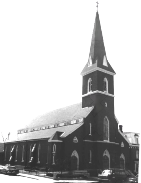 St. Joseph's Catholic Church (1989)