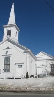 Monson Community Church (2012)