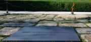 Monson Slate at JFK memorial