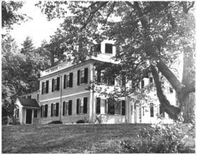 Governor Edward Kavanaugh House (1973)