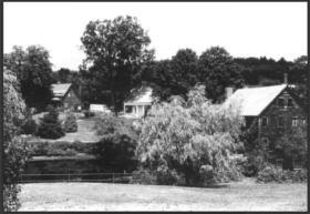 Newfield Willowbrook Historic District (1984)