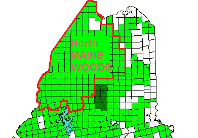 North Maine Woods Maine An Encyclopedia
