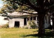 One Room Schoolhouse on Golden Ridge Road c. 1985