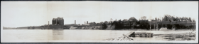 Hollingsworth & Whitney Co. paper mill (c. 1909)