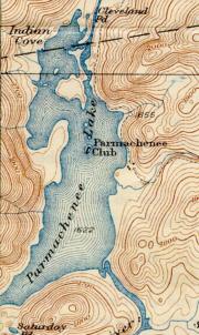 Parmachenee Lake