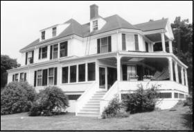 Manley Cottage Exterior (1997)