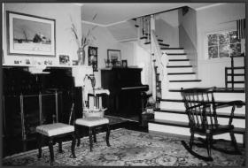 Manley Cottage Interior (1997)