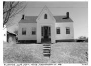 Capt. John Plummer House (1988) Front