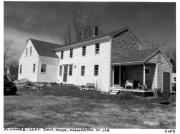 Capt. John Plummer House (1988) Side
