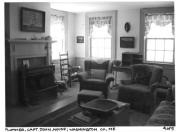 Capt. John Plummer House (1988) Interior