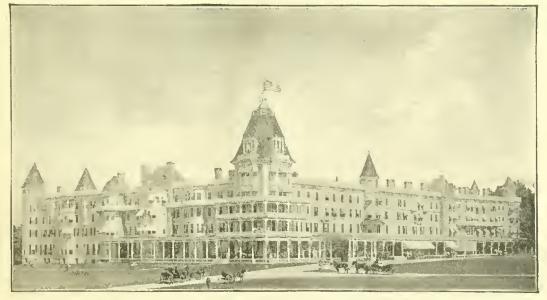 Poland Spring House hotel (1894)