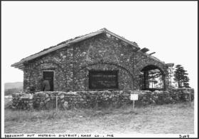 Rockport Beechnut Stone Hut (2003)