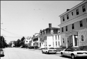 Saco Historic District Residential Area (1995)